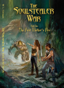 The Soulstealer War Book 1